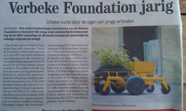 Verbeke Foundation